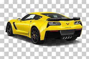 2019 Chevrolet Corvette Car General Motors Chevrolet Corvette Z06 PNG