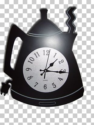 Alarm Clocks Kettle Pendulum Clock Kitchen PNG