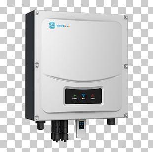Grid-tie Inverter Power Inverters Solar Inverter Electrical Grid Grid-tied Electrical System PNG