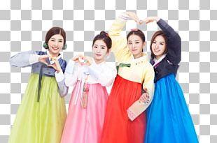 Hanbok Red Velvet Korean Idol K-pop PNG