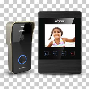 Video Door-phone Door Phone Intercom Telephone PNG