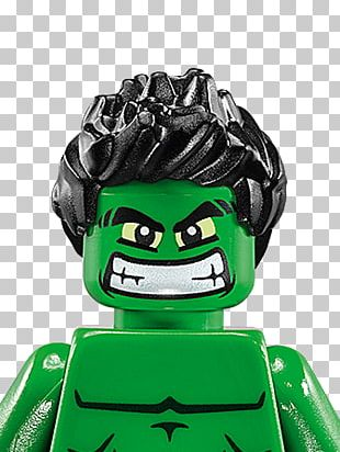 Hulk Lego Marvel Super Heroes Thunderbolt Ross Lego Marvel's Avengers Ultron PNG
