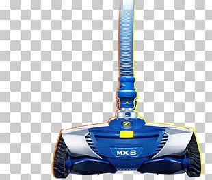 Swimming Pool Automated Pool Cleaner Hydraulics Zodiac Nautic Limpiafondos PNG