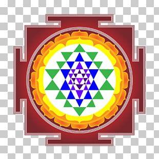 Sri Yantra Shiva Symbol Sacred Geometry PNG