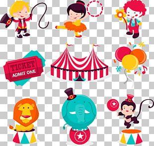 Circus Ringmaster PNG