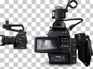 Canon EOS C100 Canon EF Lens Mount Camera Canon Cinema EOS PNG