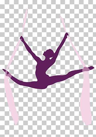 Acrobatics Aerial Silk Circus Pole Dance Gymnastics PNG