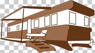 Car Mobile Home Campervan Park PNG