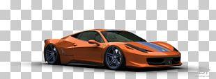 Ferrari 458 Car Luxury Vehicle Motor Vehicle PNG