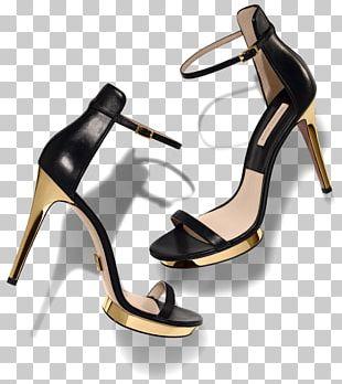 High-heeled Shoe Michael Kors Sandal PNG