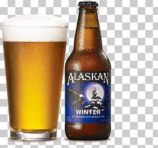 India Pale Ale Alaskan Brewing Company Beer Alaskan Winter Ale PNG