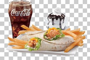 Full Breakfast Cuisine Of The United States Hamburger Cheeseburger French Fries PNG