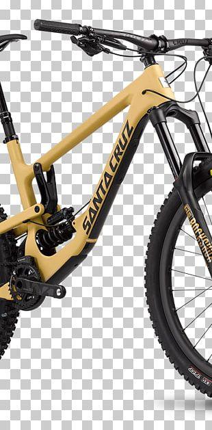 Santa Cruz Bicycles Mountain Bike Santa Cruz Nomad PNG