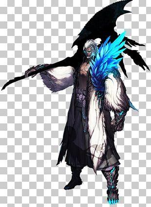 Swordsmanship Weapon Blade & Soul Costume PNG
