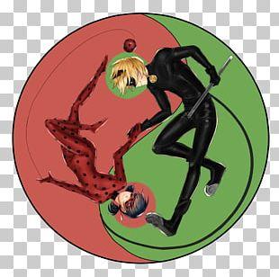Adrien Agreste Fan Art Yin And Yang PNG