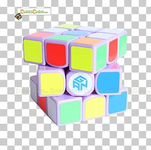 Rubik's Cube Toy Block Special Edition PNG
