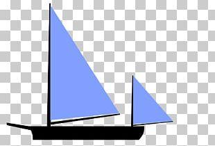 Sail Plan Sailing Ship Rigging PNG