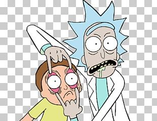 Rick And Morty Monsters PNG