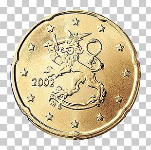 20 Cent Euro Coin Finnish Euro Coins 1 Cent Euro Coin 10 Euro Cent Coin PNG