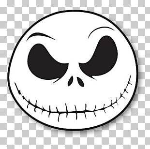 Jack Skellington The Nightmare Before Christmas: The Pumpkin King Decal Sticker PNG