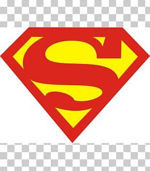 Superman Logo Clark Kent Krypton Superhero PNG