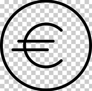 Euro Sign Currency Euro Coins PNG