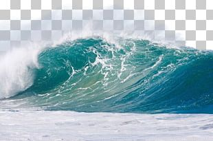 Wind Wave Sea Ocean PNG