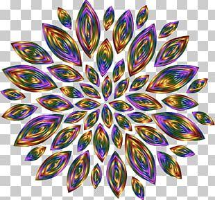 Christian Petal Flower Floral Design PNG