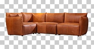 Couch Furniture Eames Lounge Chair PNG