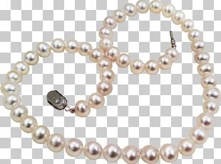 Pearl Material Necklace Bead Body Piercing Jewellery PNG