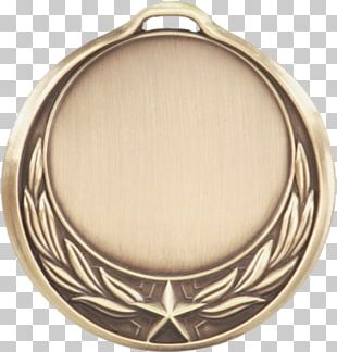 Medal Award Bronze Commemorative Plaque Trophy PNG
