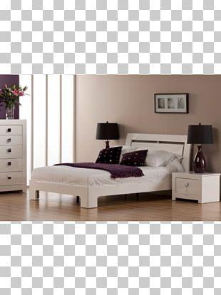 Bedside Tables Bed Frame Bedroom Furniture Sets Mattress PNG