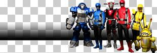 Action & Toy Figures Product Action Fiction Tokumei Sentai Go-Busters Action Film PNG