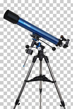 Meade Instruments Refracting Telescope Equatorial Mount Astronomy PNG