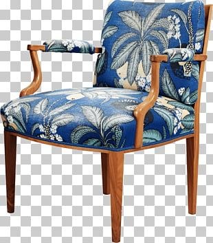 Wing Chair Couch Fauteuil PNG