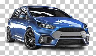 2016 Ford Focus RS Car 2017 Ford Focus RS PNG