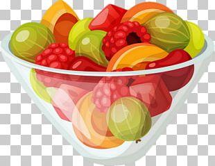 Fruit Salad Vegetarian Cuisine Cobb Salad Chicken Salad PNG