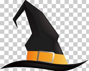 Witch Hat Halloween Pointed Hat PNG