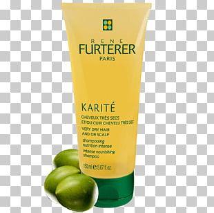 Lotion Cream René Furterer KARITÉ Intense Nourishing Shampoo Hair Care PNG
