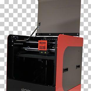 Printer 3D Printing Filament Milling PNG