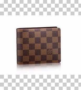 Wallet LVMH Coin Purse Bag ダミエ PNG