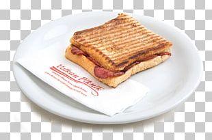 Breakfast Sandwich Toast Montreal-style Smoked Meat Fast Food Full Breakfast PNG