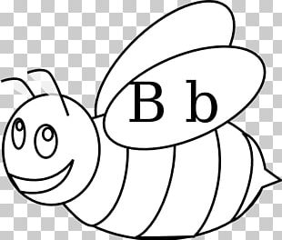 Honey Bee Bumblebee Drawing PNG