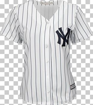New York Yankees Majestic Athletic Jersey Clothing Baseball PNG