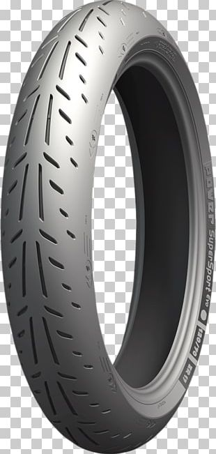 Sport Bike Motorcycle Tires Michelin PNG