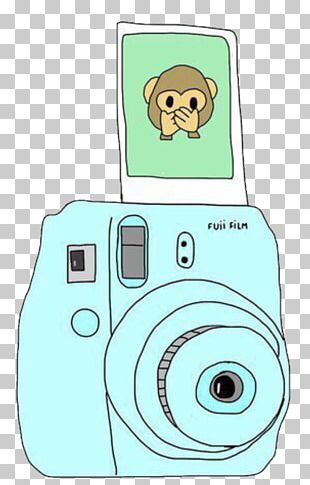 Instant Camera Drawing Photography PNG