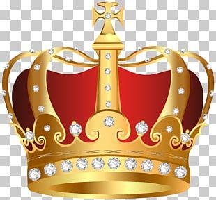 Crown King Tiara PNG