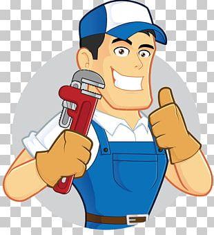 Plumber Plumbing Pipe Wrench PNG