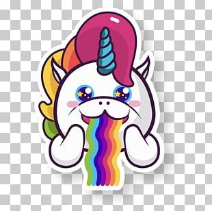 Invisible Pink Unicorn T-shirt Horse Sticker PNG