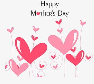 Creative Mother's Day PNG